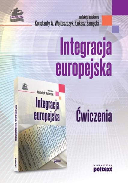 Integracja europejska Ćwiczenia -  | okładka