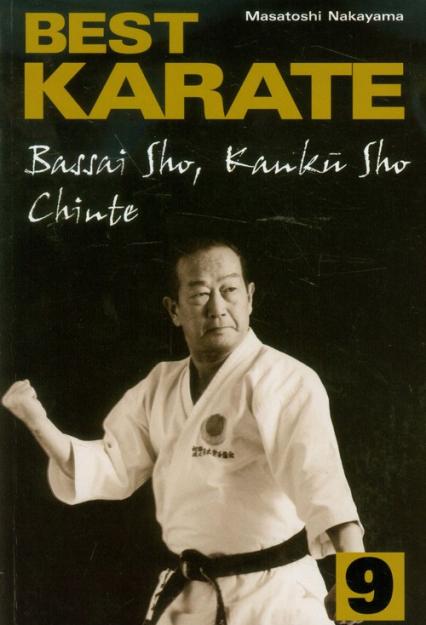 Best karate 9 - Masatoshi Nakayama | okładka