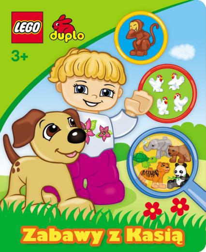 Lego Duplo Zabawy z Kasią LHS1 -  | okładka