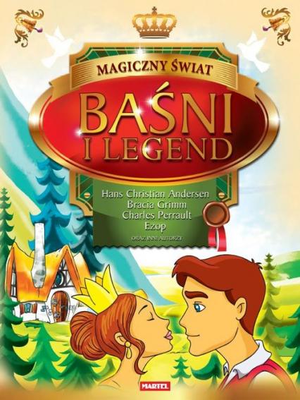 Magiczny Świat Baśni i Legend -  | okładka