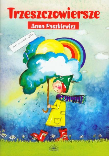 Trzeszczowiersze - Anna Paszkiewicz | okładka