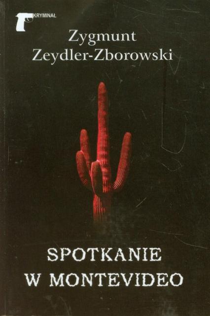 Spotkanie w Montevideo - Zygmunt Zeydler-Zborowski | okładka
