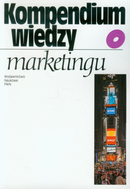Kompendium wiedzy o marketingu -  | okładka