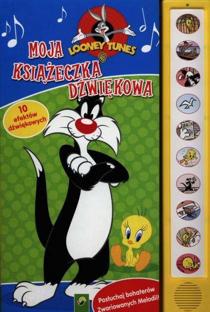 Moja książeczka dźwiękowa Looney Tunes -    okładka
