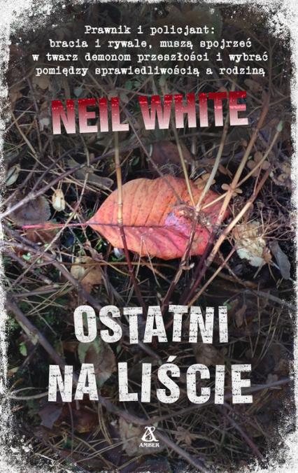 Ostatni na liście - White Neil | okładka
