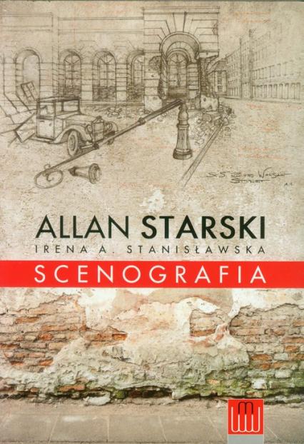 Scenografia - Starski Allan, Stanisławska Irena A. | okładka
