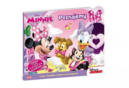 Minnie i Daisy Poznajemy DFL4 -  | okładka