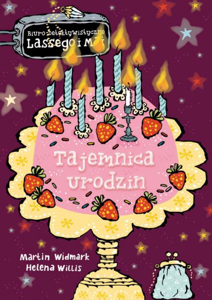 Tajemnica urodzin - Martin Widmark | okładka