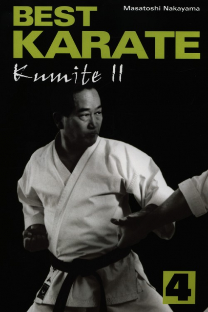 Best Karate 4 Kumite II - Masatoshi Nakayama | okładka