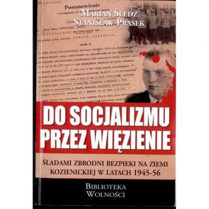 Do socjalizmu przez więzienie - zbiorowa Praca | okładka