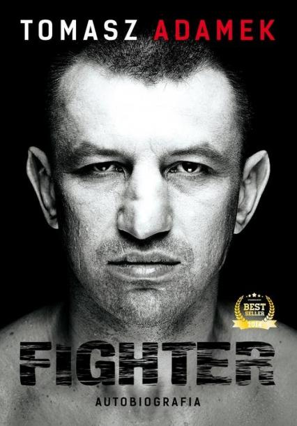 Fighter Autobiografia - Tomasz Adamek | okładka