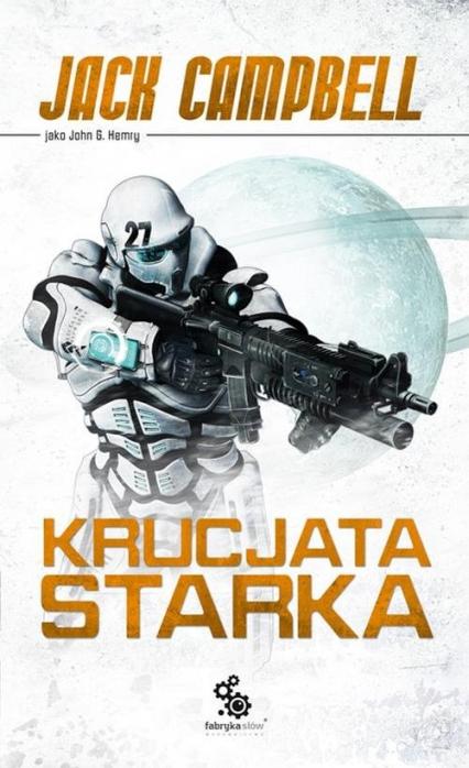 Krucjata Starka - Jack Campbell | okładka