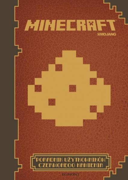 Minecraft Poradnik użytkowników czerwonego kamienia -  | okładka