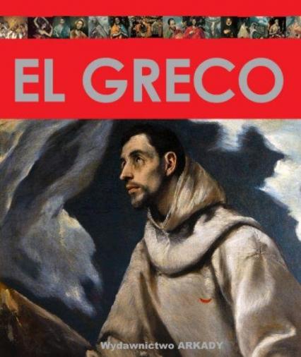 El Greco -    okładka
