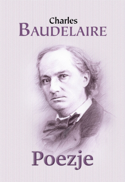 Poezje - Charles Baudelaire | okładka