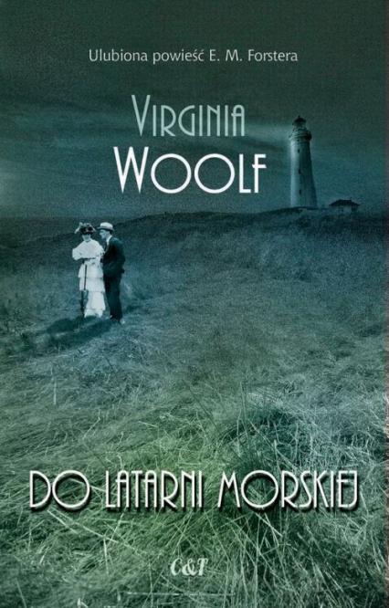 Do latarni morskiej - Virginia Woolf   okładka