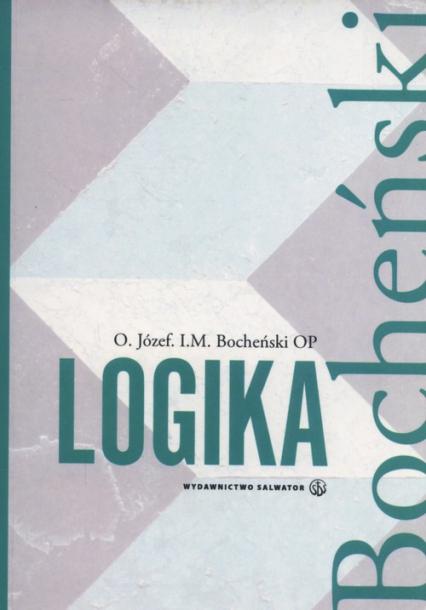Logika - Bocheński Józef I.M.   okładka