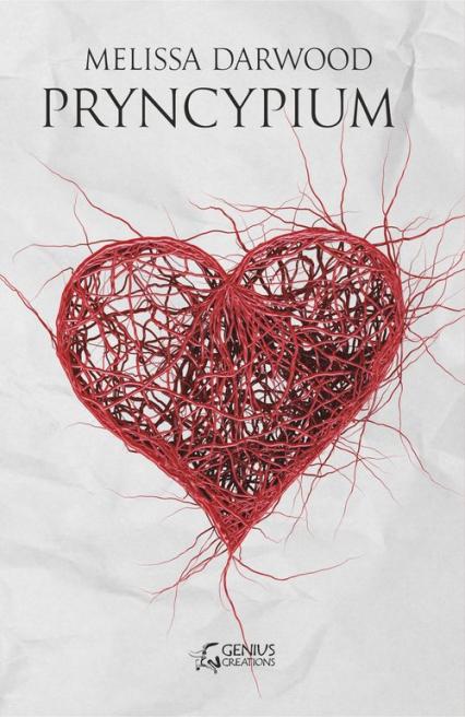 Pryncypium - Melissa Darwood | okładka