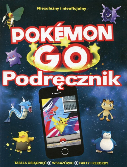 Pokemon GO Podręcznik - Gifford Clive, Brett Anna | okładka