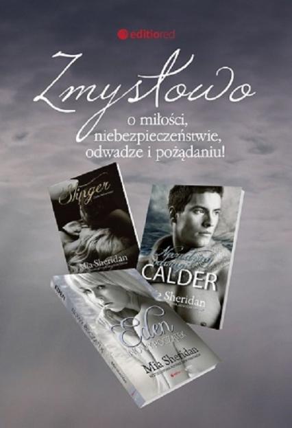 Stinger / Calder / Eden Pakiet - Mia Sheridan | okładka