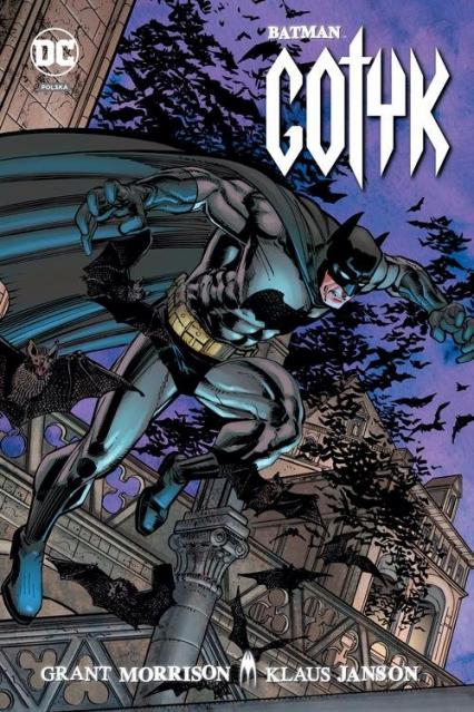 Batman - Gotyk - Grant Morrison | okładka