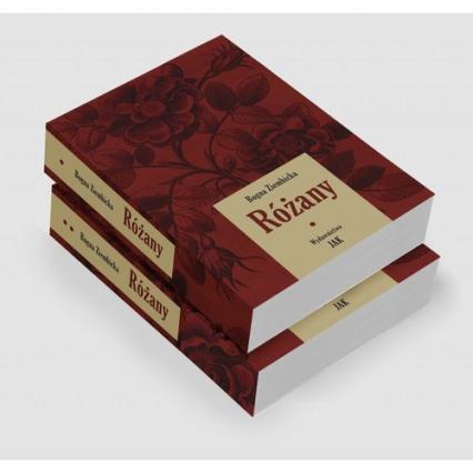 Różany 5 tomów sagi w komplecie - Bogna Ziembicka | okładka