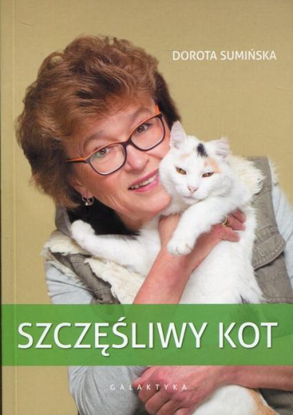 Szczęśliwy kot - Dorota Sumińska | okładka