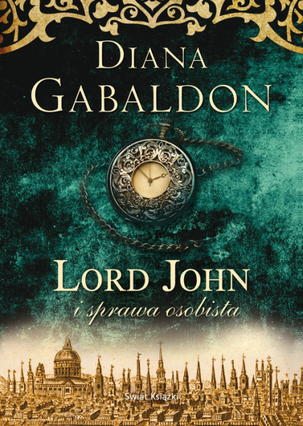 Lord John i sprawa osobista - Diana Gabaldon | okładka