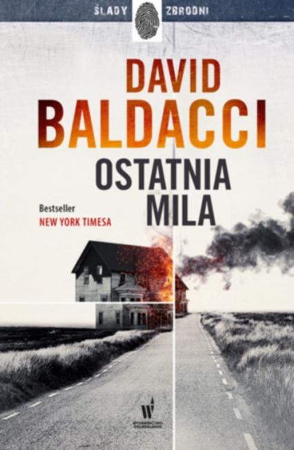 Ostatnia mila - David Baldacci | okładka