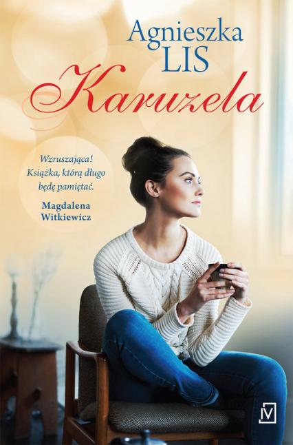 Karuzela - Agnieszka Lis | okładka