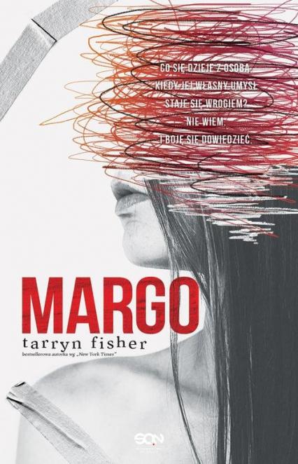 Margo - Tarryn Fisher   okładka