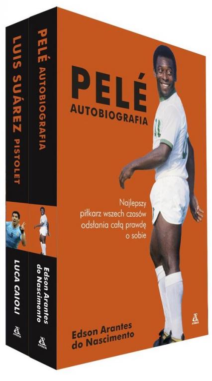 Pele / Suarez Pakiet -  | okładka