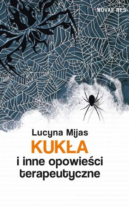 Kukła i inne opowieści terapeutyczne - Lucyna Mijas | okładka