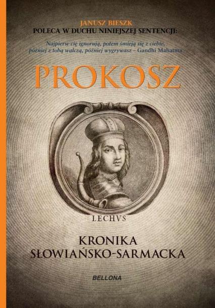 Kronika Prokosza -  | okładka