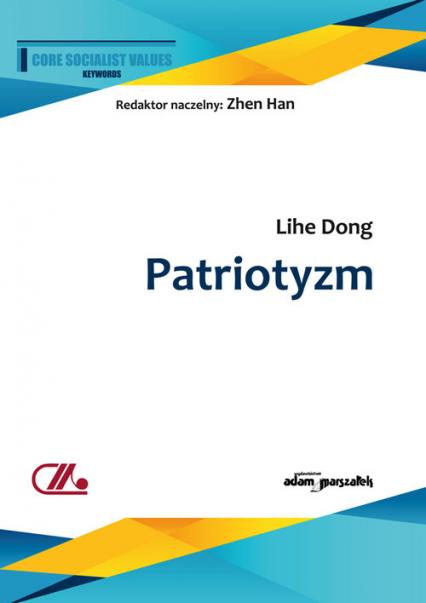 Patriotyzm - Lihe Dong | okładka