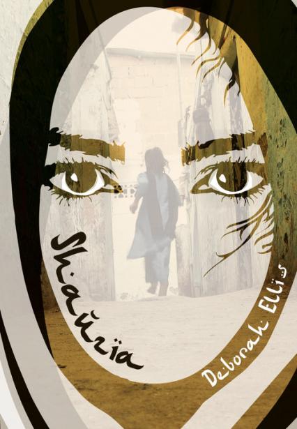 Shauzia - Deborah Ellis   okładka