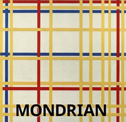 Mondrian - Duchting Hajo | okładka