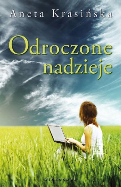 Odroczone nadzieje - Aneta Krasińska | okładka