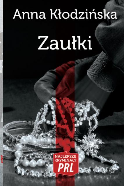 Zaułki - Anna Kłodzińska | okładka