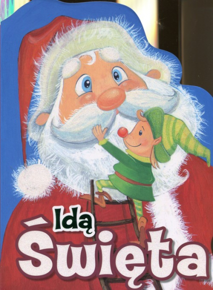 Idą Święta - Marta Zientala | okładka