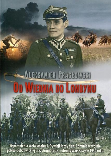 Od Wiednia do Londynu - Aleksander Pragłowski | okładka