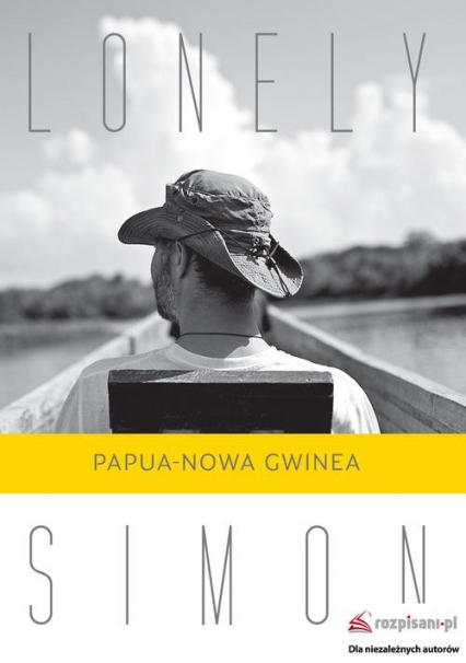 Papua-Nowa Gwinea - Lonely Simon | okładka