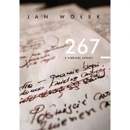 267 z większej całości - Jan Wołek | okładka