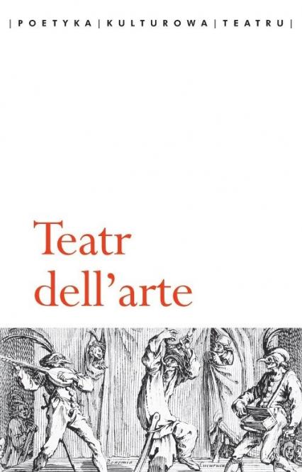 Teatr dell'arte -  | okładka
