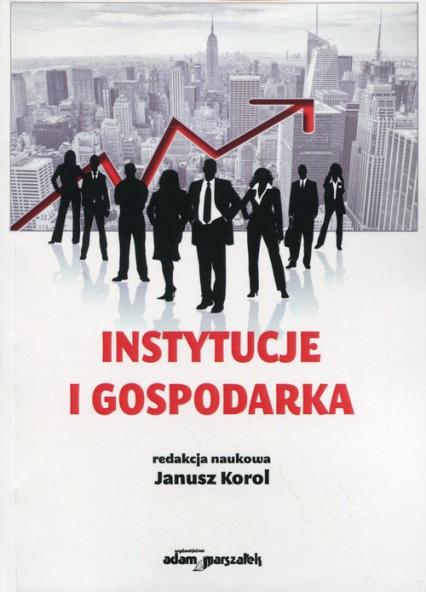 Instytucje i gospodarka -  | okładka