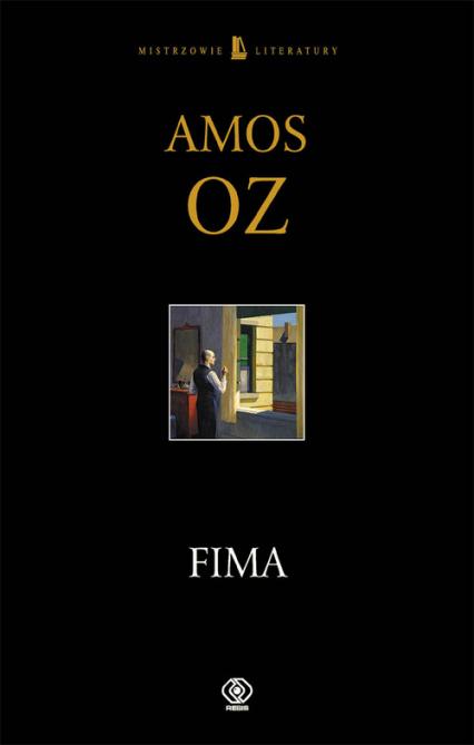 Fima - Amos Oz | okładka