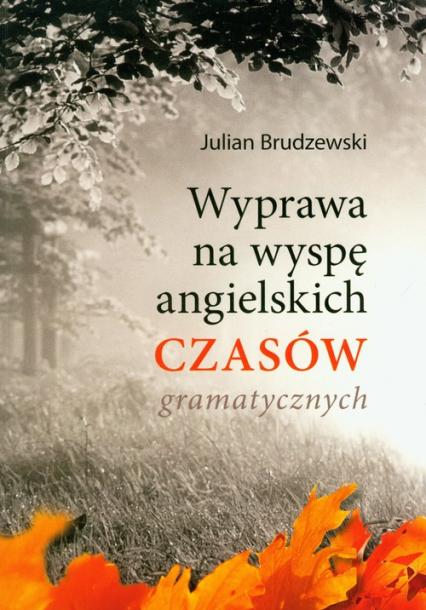 Wyprawa na wyspę angielskich czasów gramatycznych - Julian Brudzewski | okładka