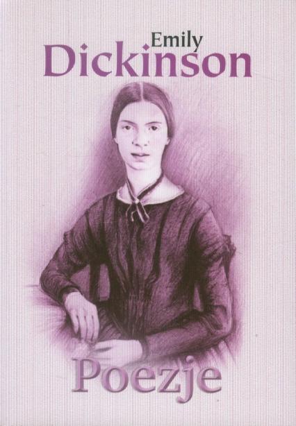 Poezje - Emily Dickinson   okładka