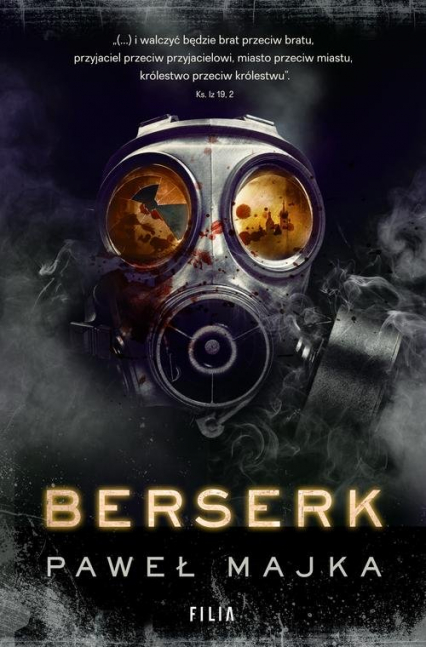 Berserk - Paweł Majka | okładka
