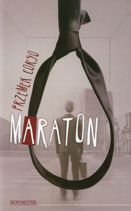 Maraton - Przemek Corso   okładka